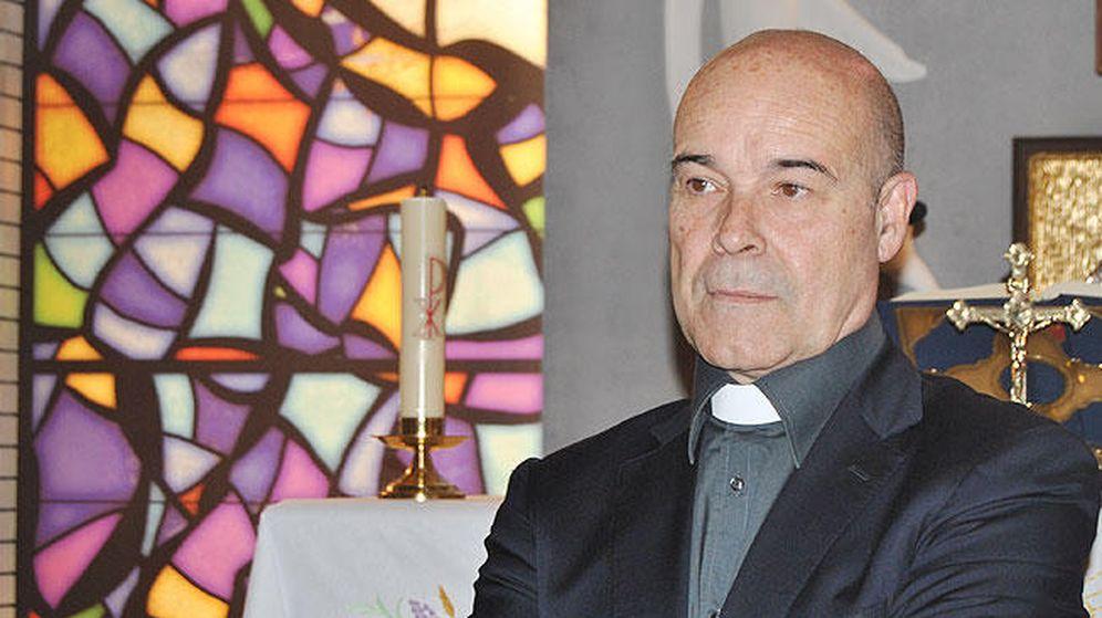 Foto: Antonio Resines en 'Aquí paz y después gloria' (Telecinco)