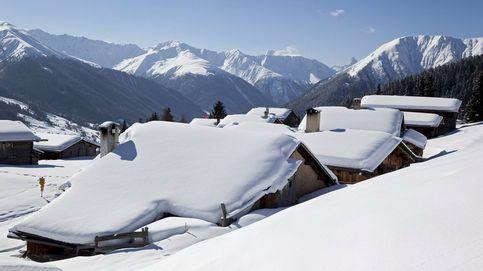 Davos está de rebajas: el repunte del franco hunde el precio de las casas