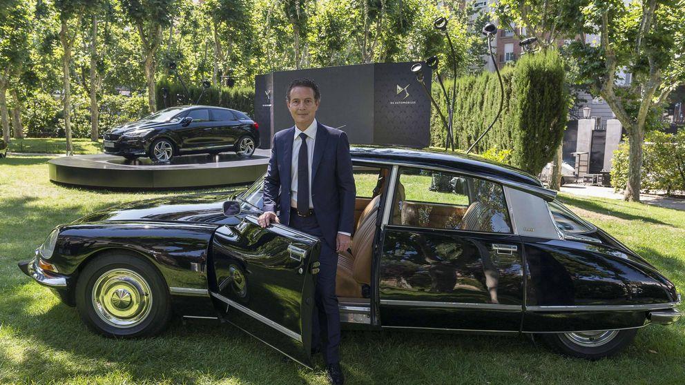 DS, el lujo francés en el automóvil