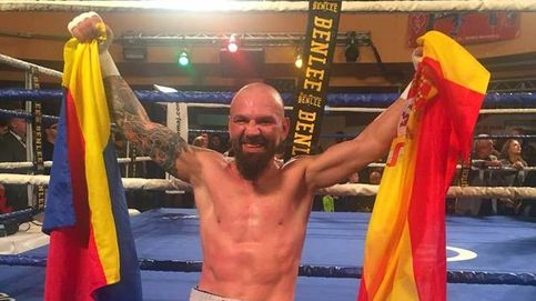 La feliz historia del boxeador acabado Rafael Chiruta, Cinderella Man 'español'