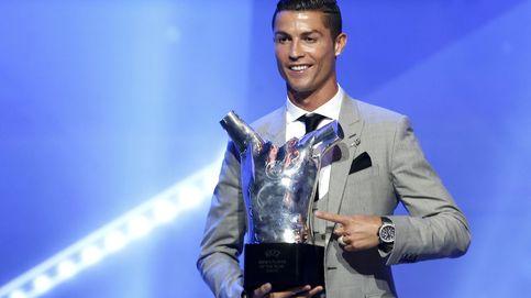 Cristiano Ronaldo, mejor jugador de la pasada temporada para la UEFA
