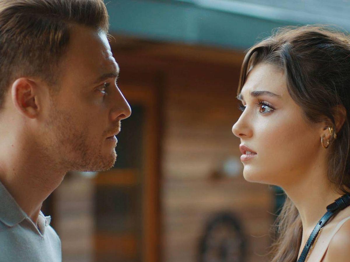 Foto: Protagonistas de 'Love is in the air'. (Mediaset)