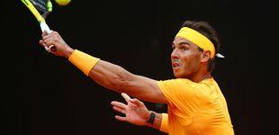 Post de La 'suerte' de Nadal para remontar a Zverev en Roma y ganar su octavo título