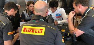 Post de Cómo entender el follón de neumáticos en la Fórmula 1:el 'arte negro para dummies'