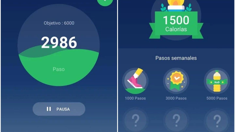Descarga esta app en Google Play para controlar tus progresos caminando. (Cortesía)
