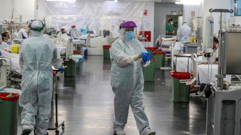 Madrid hará test selectivos de coronavirus a sanitarios, familiares y recuperados