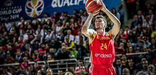 Post de Darío Brizuela, un 'caradura' con mucho talento que ya brilla con la Selección