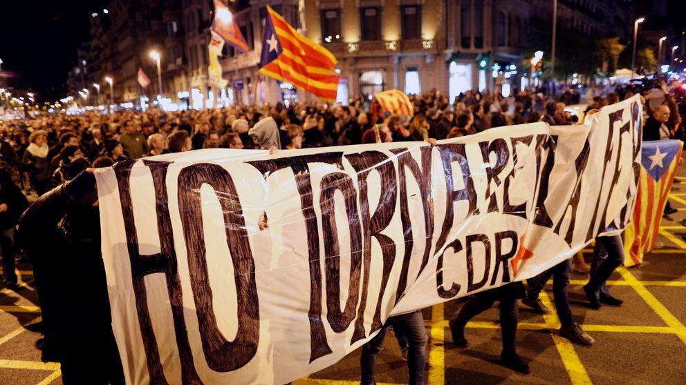 Los CDR declaran la 'guerra' a ERC por 'traidor': boicot a la negociación con el PSOE