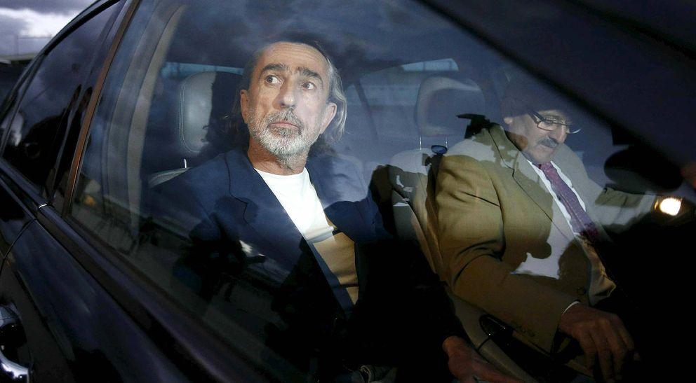 El presunto 'número uno' de la trama Gürtel, Francisco Correa. (EFE)