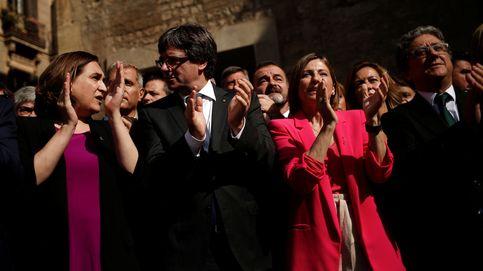 Colau denuncia la ola de represión del Estado y pide Europa que medie