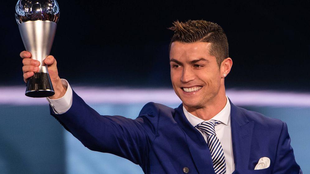 Foto: Cristiano Ronaldo, bajo sospecha. (Getty)