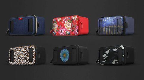Xiaomi presenta sus primeras gafas de VR (con estampado de leopardo)
