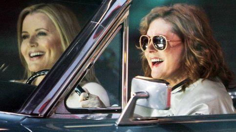 25 años de 'Thelma y Louise': ¿cuál de las dos se ha hecho más retoques?