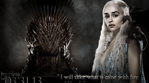 Daenerys cambia el trono de hierro por el de porcelana