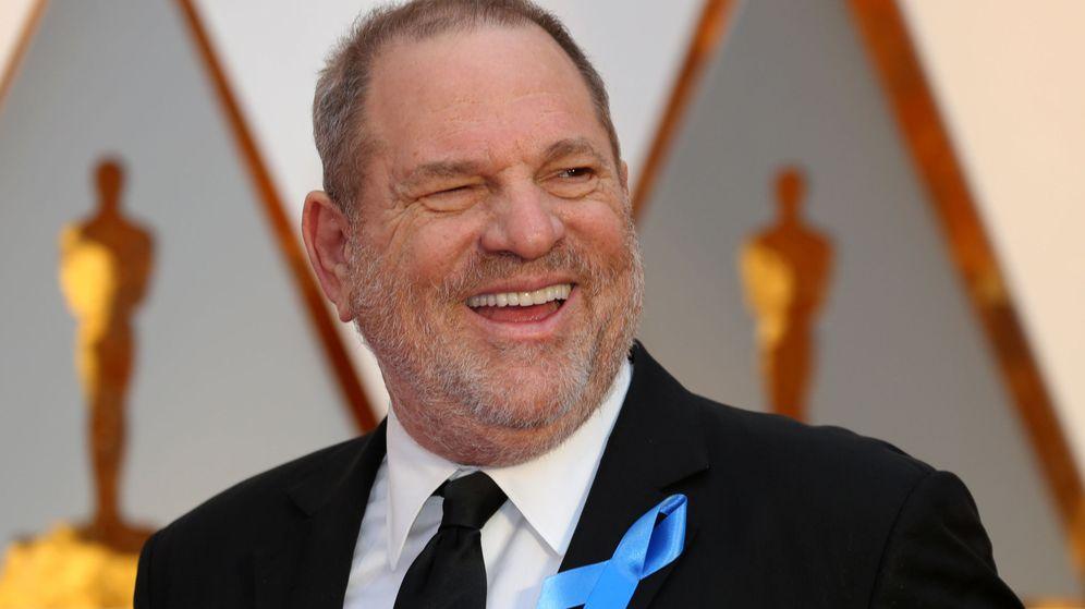 Foto: El productor Harvey Weinstein en una imagen de archivo en Hollywood. (Reuters)