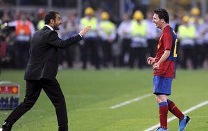 Guardiola sabía lo que iba a pasar con Messi y con el actual Barcelona