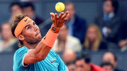 Exhibición total de Rafa Nadal: abusa de Wawrinka y ya está en semis de Madrid