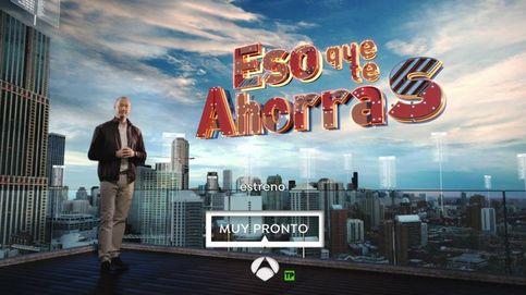 Antena 3 estrena 'Eso que te ahorras' en la noche del jueves