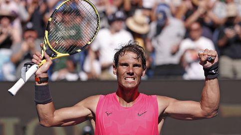 Rafa Nadal no tiene compasión de Carreño: victoria y a octavos del Open de Australia