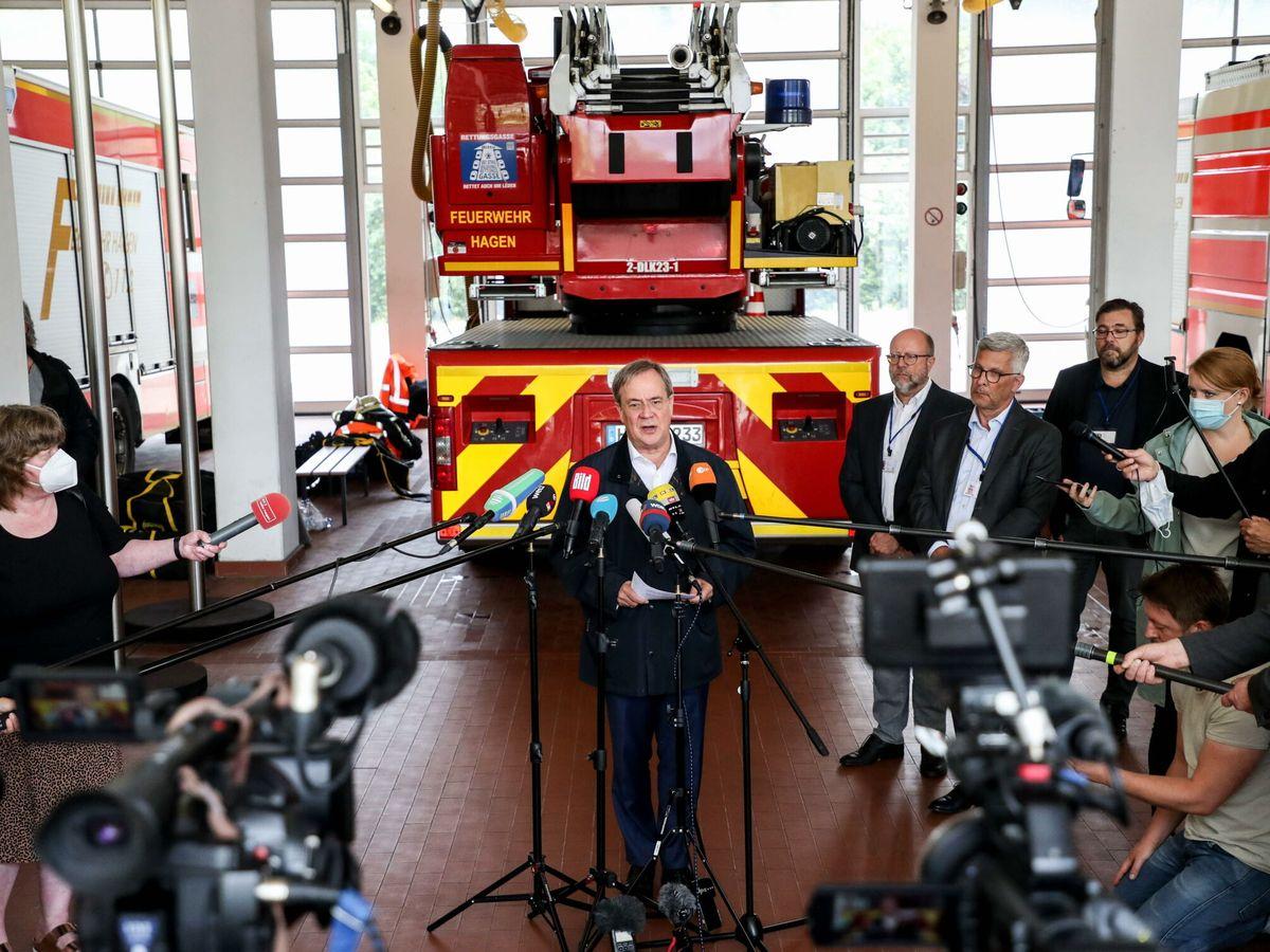 Foto: El primer ministro de Renania del Norte-Westfalia, Armin Laschet. (EFE)