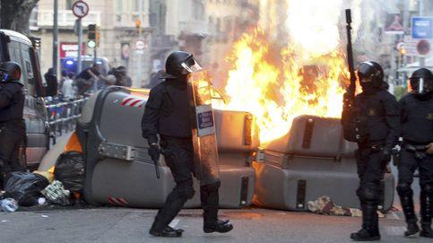 Interior enviará más antidisturbios a Barcelona que quitará de Sevilla