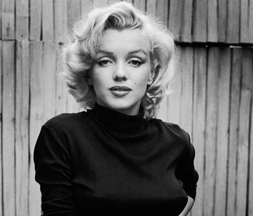 Foto: Marilyn Monroe en una imagen de archivo. (Gtres)