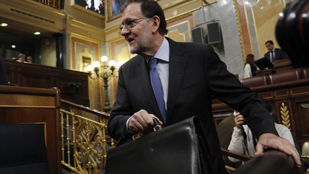 La oposición a Rajoy se queda en RTVE, Montesquieu y el IVA de los condones