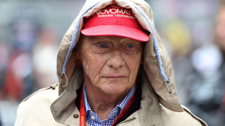Niki Lauda en 2016. (Reuters)