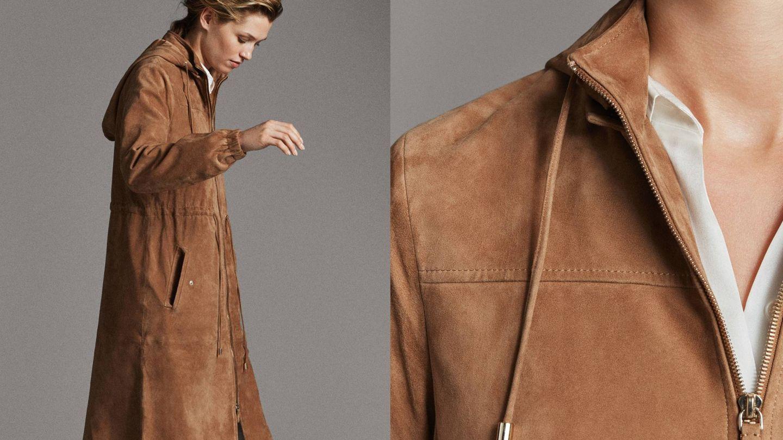 Sofisticada y con un punto retro, la chaqueta para combinar con todo. (Cortesía)