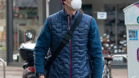 Las primeras imágenes de Iñaki Urdangarin yendo al trabajo en Vitoria
