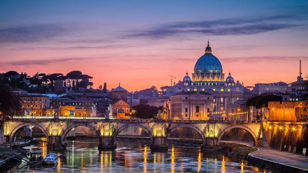 Las cuatro bodas y un funeral de los restaurantes de Roma