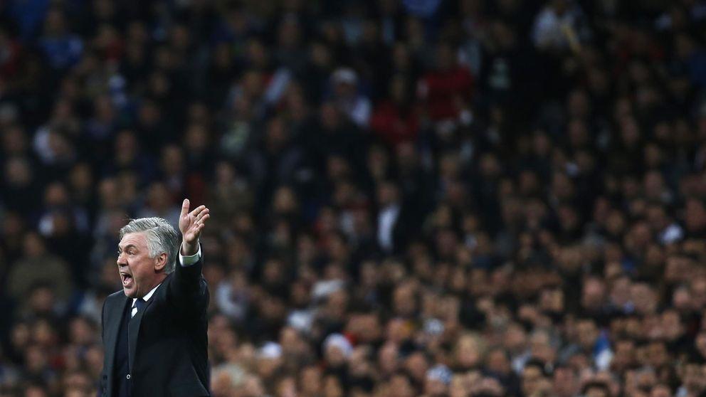 Ancelotti pide perdón al Bernabéu por tomar una decisión antipopular