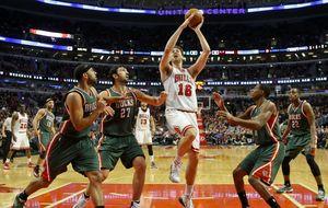 Gasol, a la altura de Jordan: 46 puntos y 18 rebotes, su mejor marca