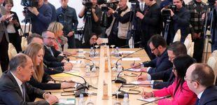 Post de Rusia reafirma el respaldo a Maduro y promete ampliar su apoyo al chavismo