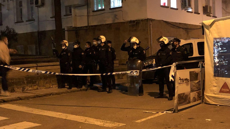 Los principales sindicatos policiales critican la prisión para los agentes de Linares