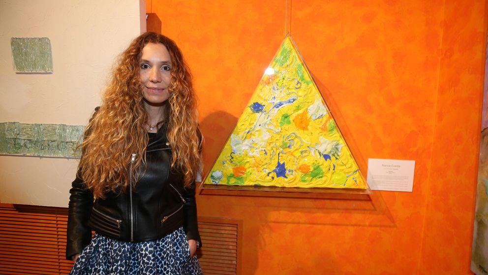 Blanca, una de las artistas elegidas para homenajear a Adolfo Suárez