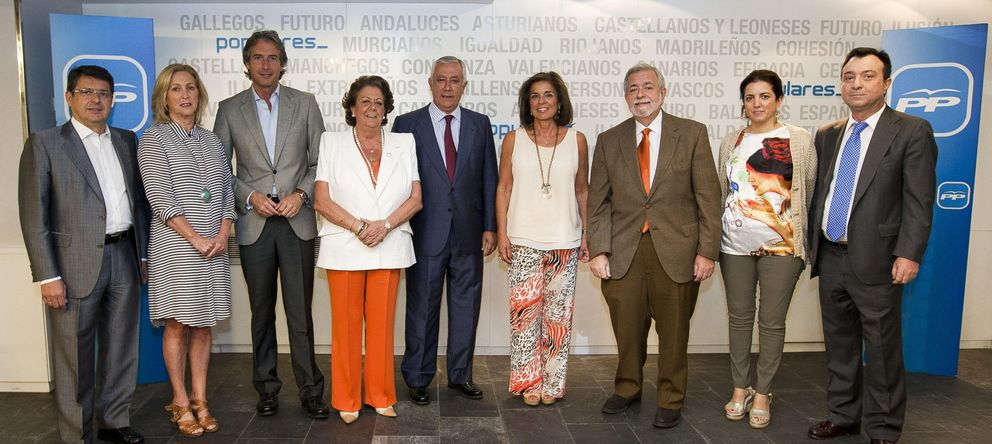 El PP pide a todos sus alcaldes electos de grandes ciudades que repitan, pero no a Botella