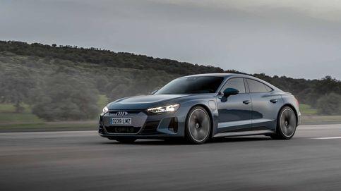 Audi e-tron GT, deportivo y eléctrico