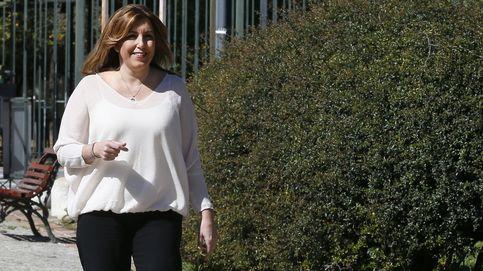 Susana Díaz controla hasta el final sus tiempos y desespera a sus partidarios