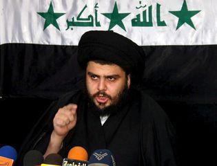 Foto: Muqtada al Sadr: Ya hay guerra civil en Iraq