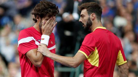 Copa Davis: España cae eliminada por la vía rápida
