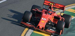 Post de Por qué Ferrari paró los pies a Leclerc para que no atacase a su compañero Vettel