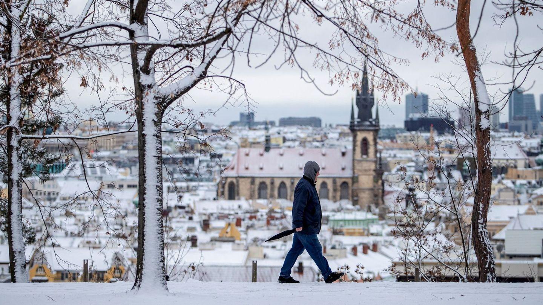 Praga, capital de la República Checa. (EFE)