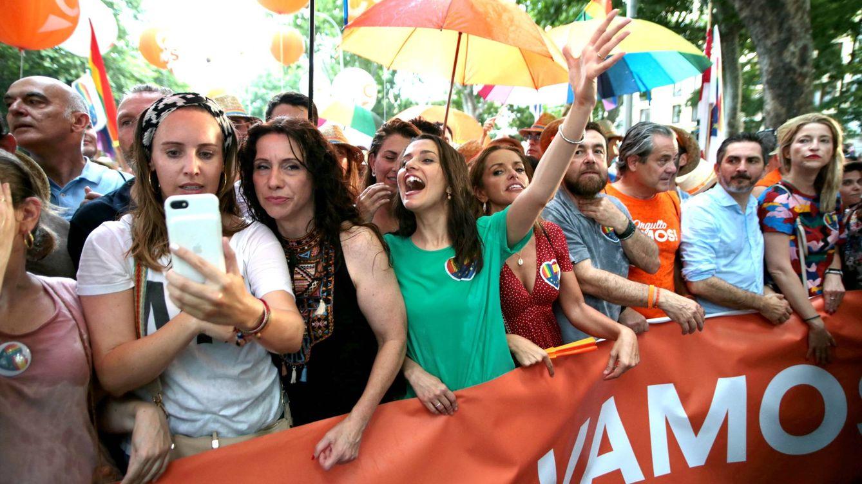 La Policía identificó a un militante del PSOE y dos grupos LGTBI por las coacciones a Cs