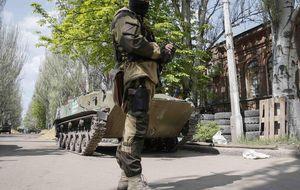 Rusia amenaza con llevar sus tanques a Ucrania si sus intereses son atacados