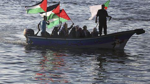 Francisco, albañil y capitán de barco: el concejal de Podemos que retó a Israel