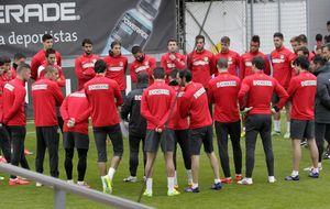 'Mens sana in corpore sano' en el Atlético para estar como un tiro