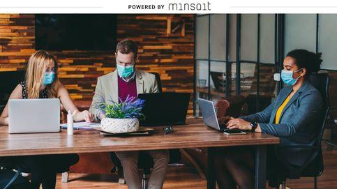 Esta 'app' mide el nivel de exposición al covid-19 de los empleados de una empresa