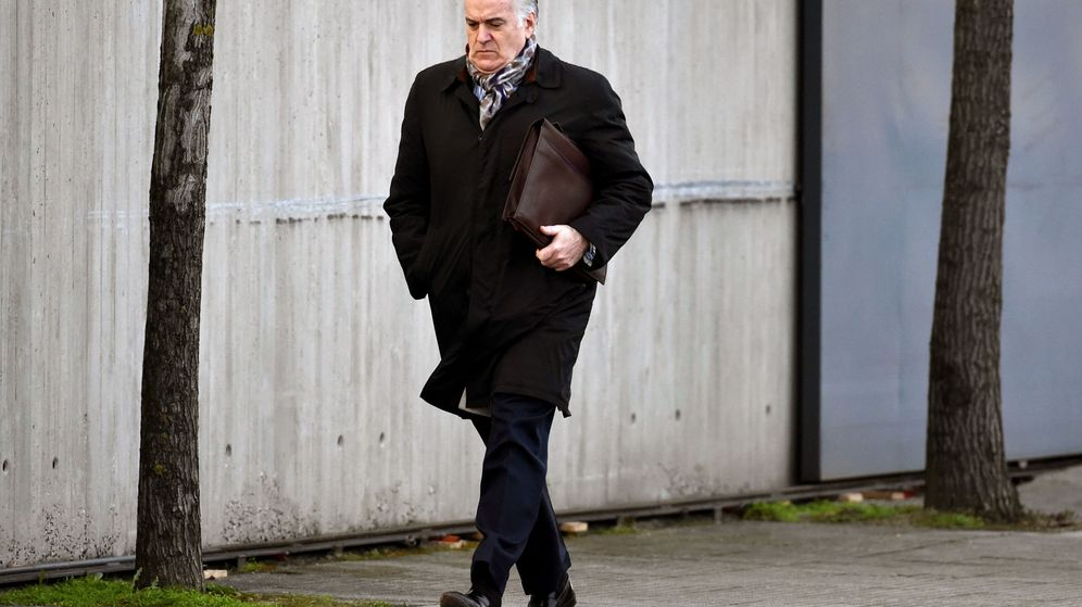 Resultado de imagen de El juez reabre el caso sobre la caja B del PP