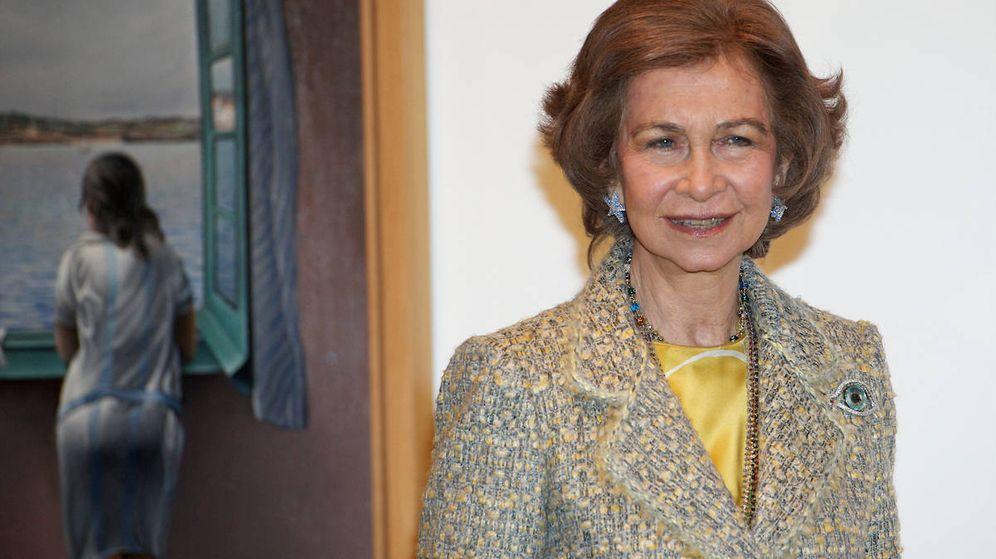 Foto: La reina Sofía en una imagen de archivo. (Limited Pictures)